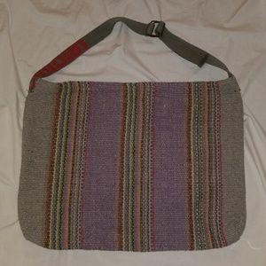 Handbags - Large Carry or Travel Handmade Carpet Bag